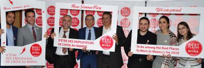 Best Place to Work 2019 : ALTEN Maroc dans le TOP 5 des meilleurs employeurs au Maroc