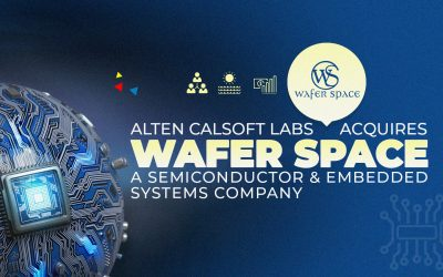 ALTEN Calsoft Labs Acquires Wafer Space