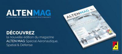 ALTEN Mag Spécial Aéronautique, Spatial & Défense