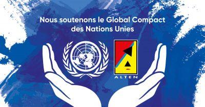 ALTEN et les Nations Unies, 10 ans d'engagement pour le développement durable