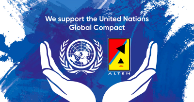 ALTEN and the United Nations, 10 years of commitment to sustainable development